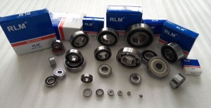 RLM Ball Bearings